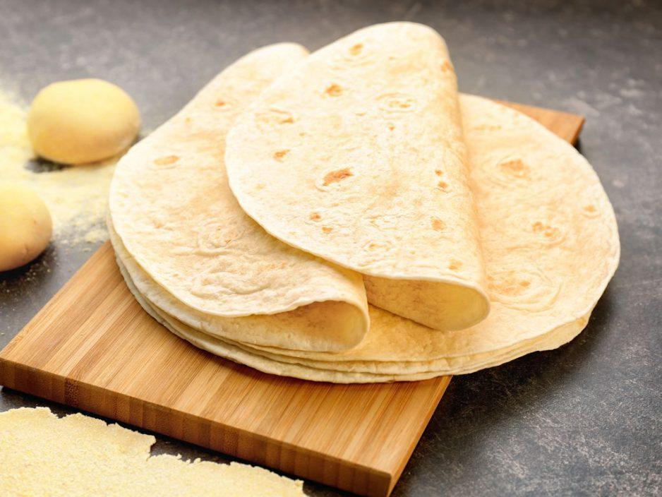 Tacos (comment faire la pâte)